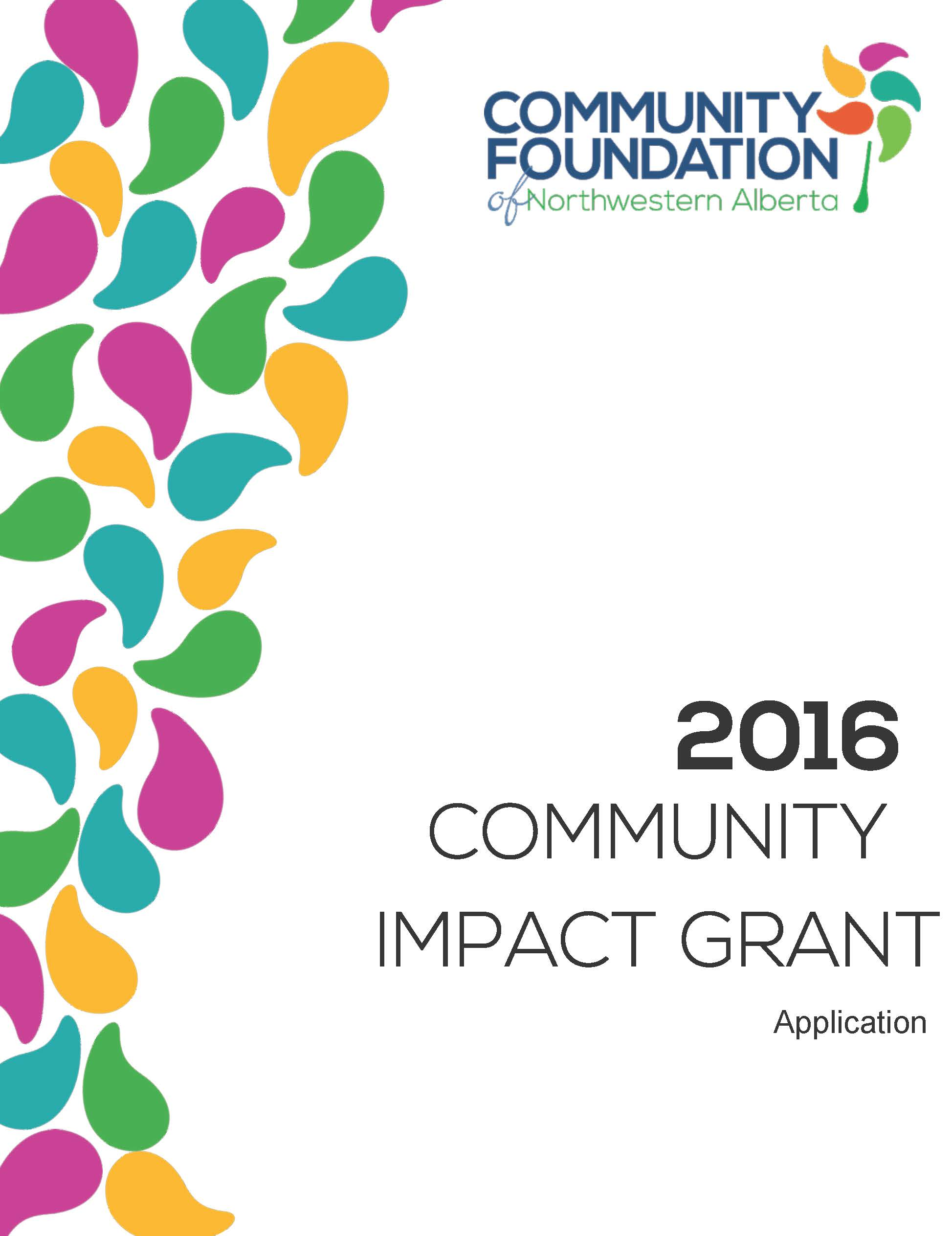 2016 Grant Application Cover 3
