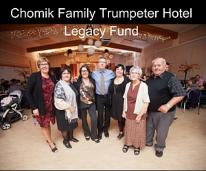 Chomik Family Trumpeter Hotel Legacy Fund