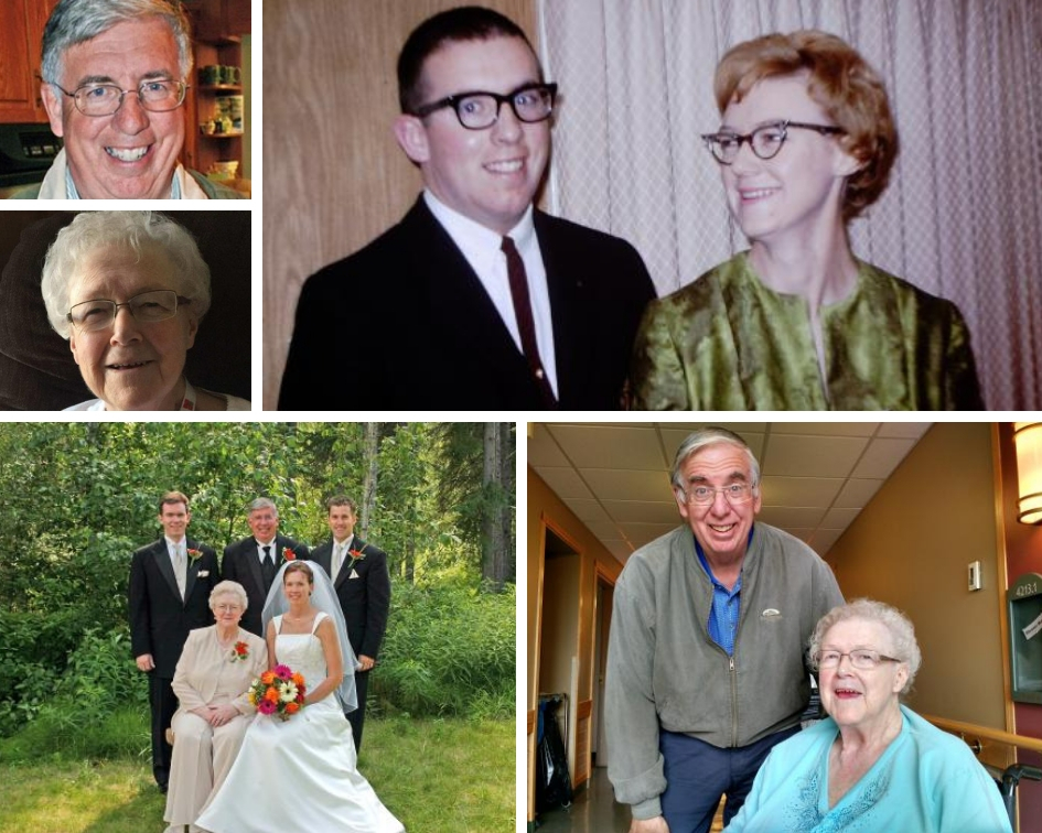 Campbell Family Collage