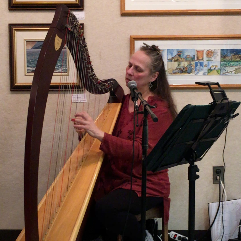 04.05.2019 Fairview Fine Arts Harp Photo